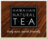 Hawaiian Natural Tea Logo