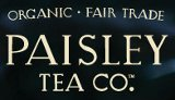 Paisley Label Tea (Paisley Tea Co) Logo
