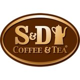 S&D Coffee & Tea Logo