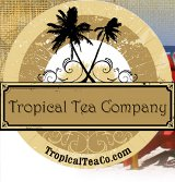Tropical Tea Company / Miss Gloria's Tea House Logo