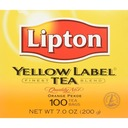 Picture of Yellow Label Tea