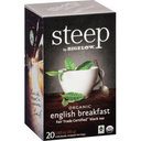 Picture of Steep English Breakfast Fair Trade Certified Black Tea