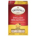 Picture of English Breakfast Lemon