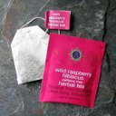 Picture of Wild Raspberry Hibiscus Herbal Tea
