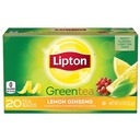 Picture of Lemon Ginseng Green Tea