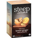 Picture of Steep Lemon Ginger Herbal Tea