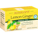 Picture of Lemon Ginger Herbal Plus Probiotics