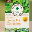 Picture of Ogranic Green Tea Dandelion
