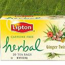 Picture of Ginger Twist Herbal Tea