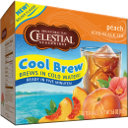 Picture of Peach Cool Brew Iced Tea