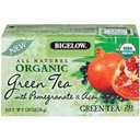 Picture of Organic Green Tea with Pomegranate & Acai