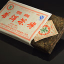 Picture of 7581 Ripe Brick Pu-erh Tea, 2007