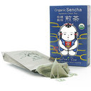 Picture of Organic Sencha Whole Leaf Teabag