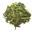 Picture of Zhejiang Wild-Growing Dragon Well 'Long Jing' Green Tea