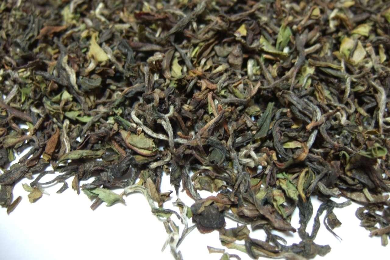 Loose-leaf First Flush Darjeeling Tea, Castleton Estate, DJ2 ...