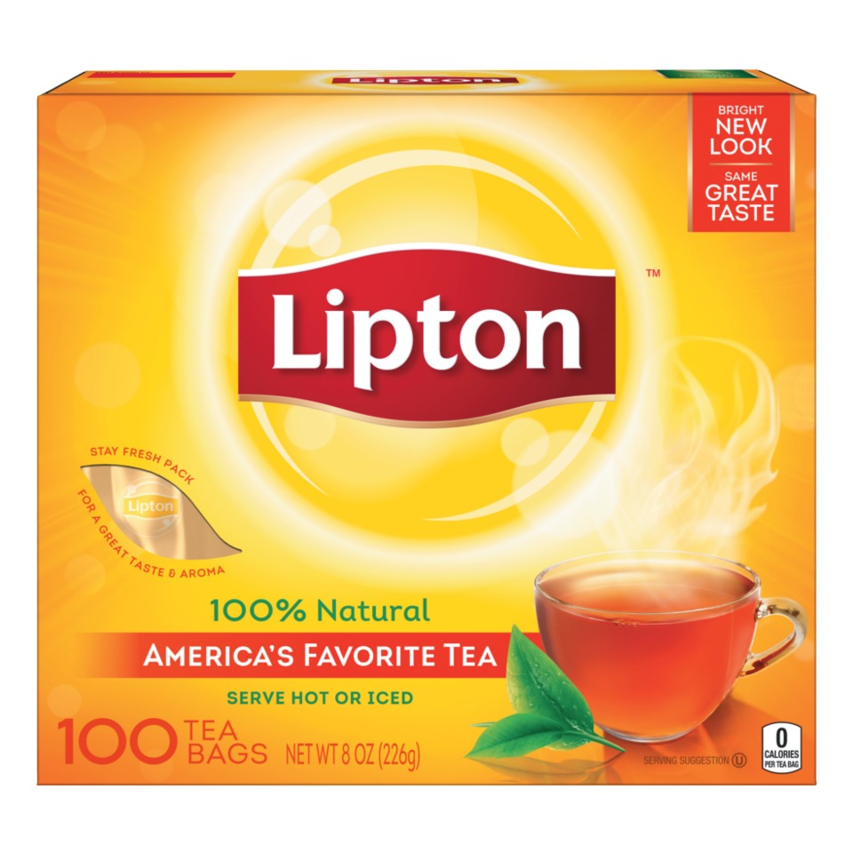Black Tea Lipton Tea Ratings Reviews Ratetea