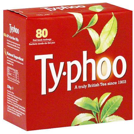 Typhoo Tea - Typhoo - Ratings & Reviews | RateTea