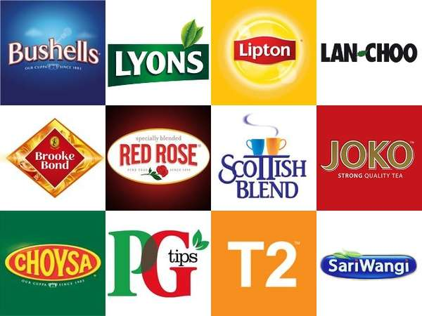 unilever tea brands ratetea
